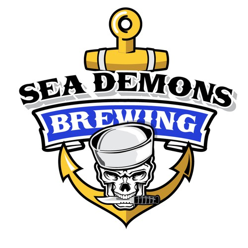 Logo for Brewery