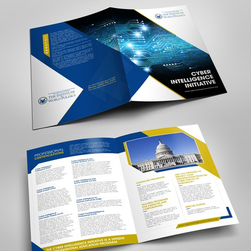 Cyber Intelligence Education Program Brochure