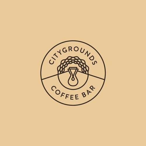 Logo for City Grounds Coffee Bar