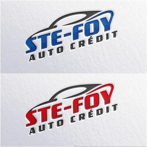Ste-Foy Auto Crédit Logo