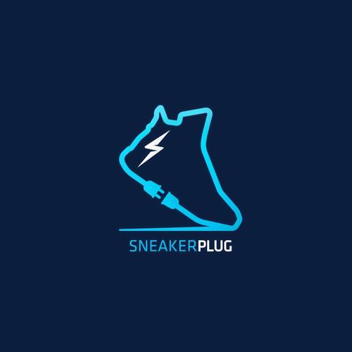 Logo Concept for Sneaker App