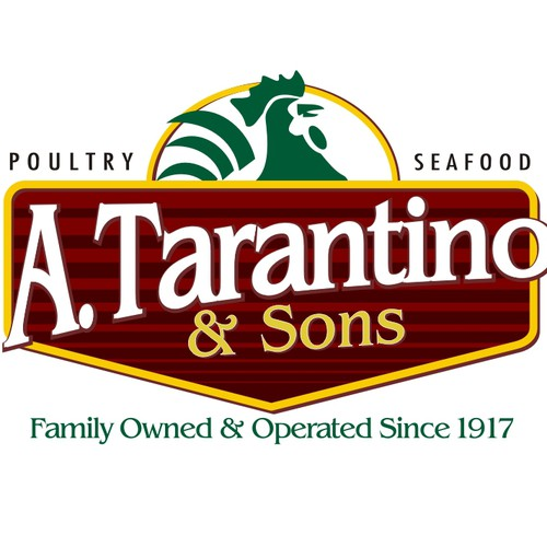 logo for A. Tarantino and Sons