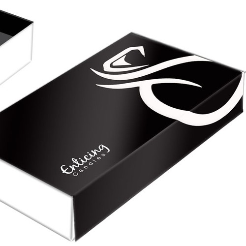 black & white gift box