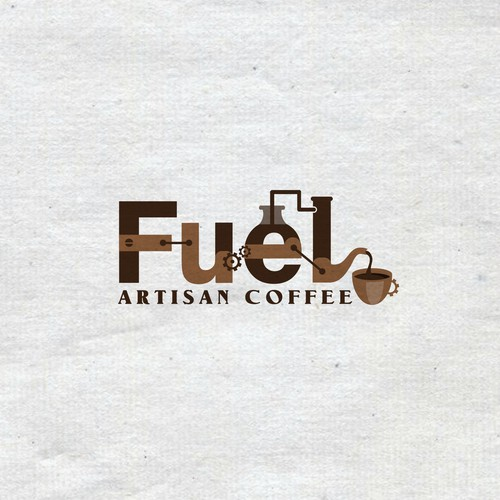 Create the next logo for Fuel