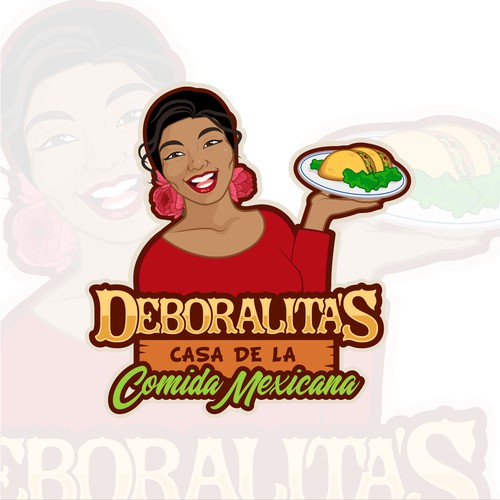 Logo for Mexican / Spanish food restaurant
