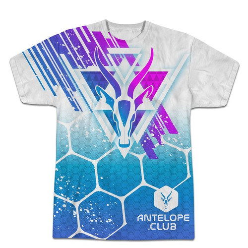 Antelope Reward Tee