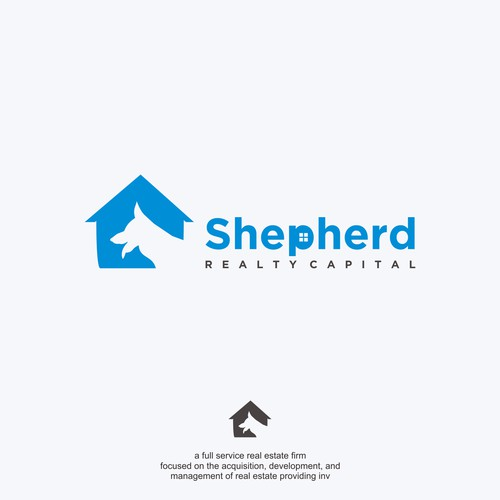 Shepherd Dog House