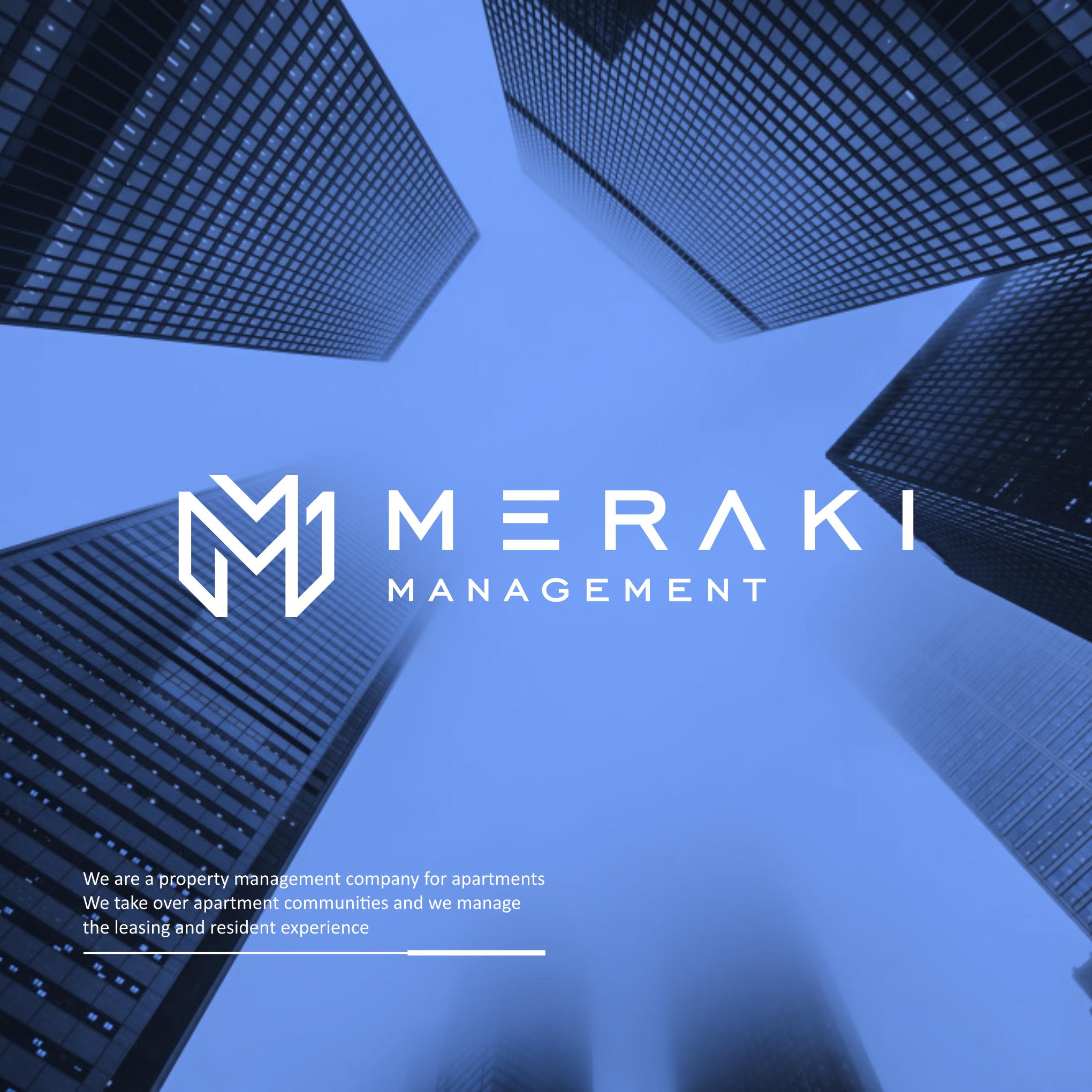Design clever logo for Apartment Management Company