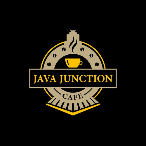 Graphics Logo for Cafe Junction