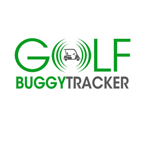Creat modern design for Golf Buggy Tracker
