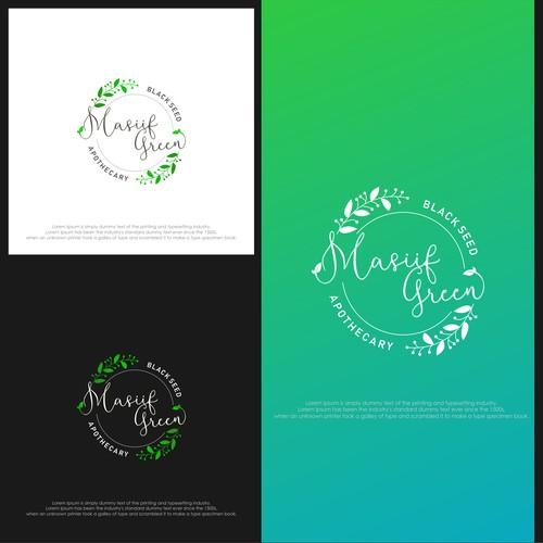 Logo for Masiif Green