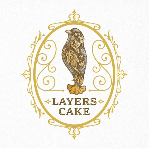 Logo Concept for Layers Cake