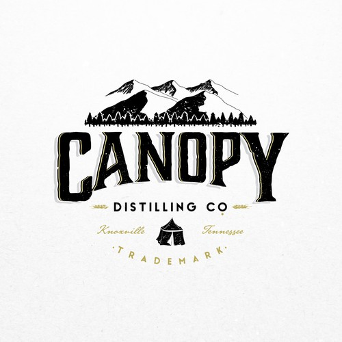 Concept for Canopy Distilling Co