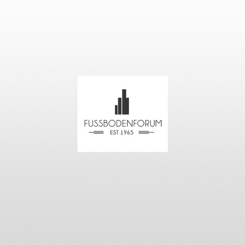 Logo for a Building agency