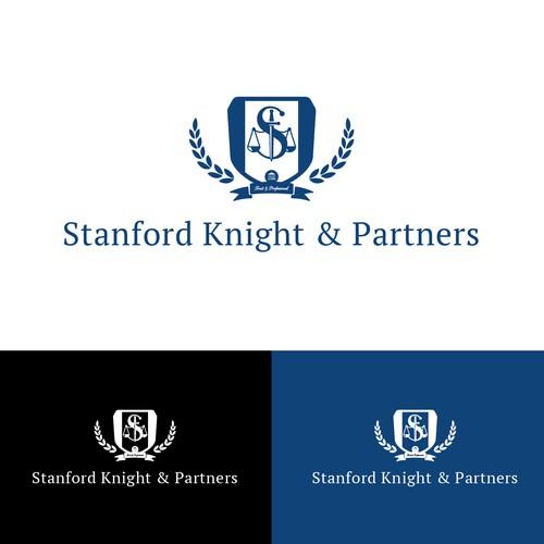 Logof for stanford knight & partner