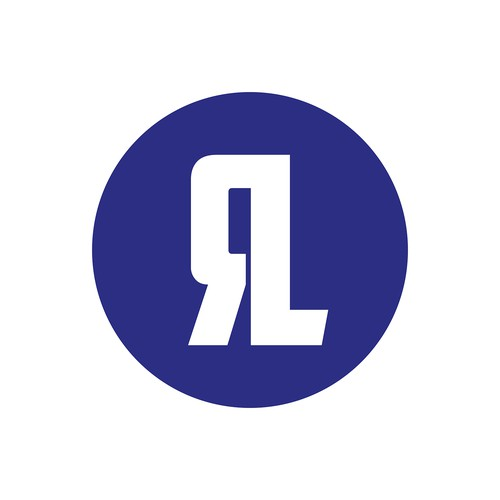 Logo monogram RL