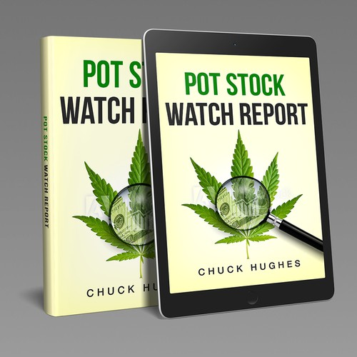 Book Cover for Pot Stock.