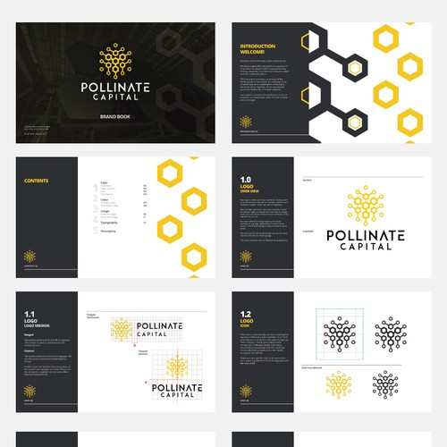 Pollinate Capital Brand Book