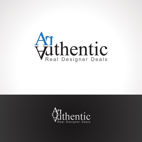 An Authentic needs a new logo