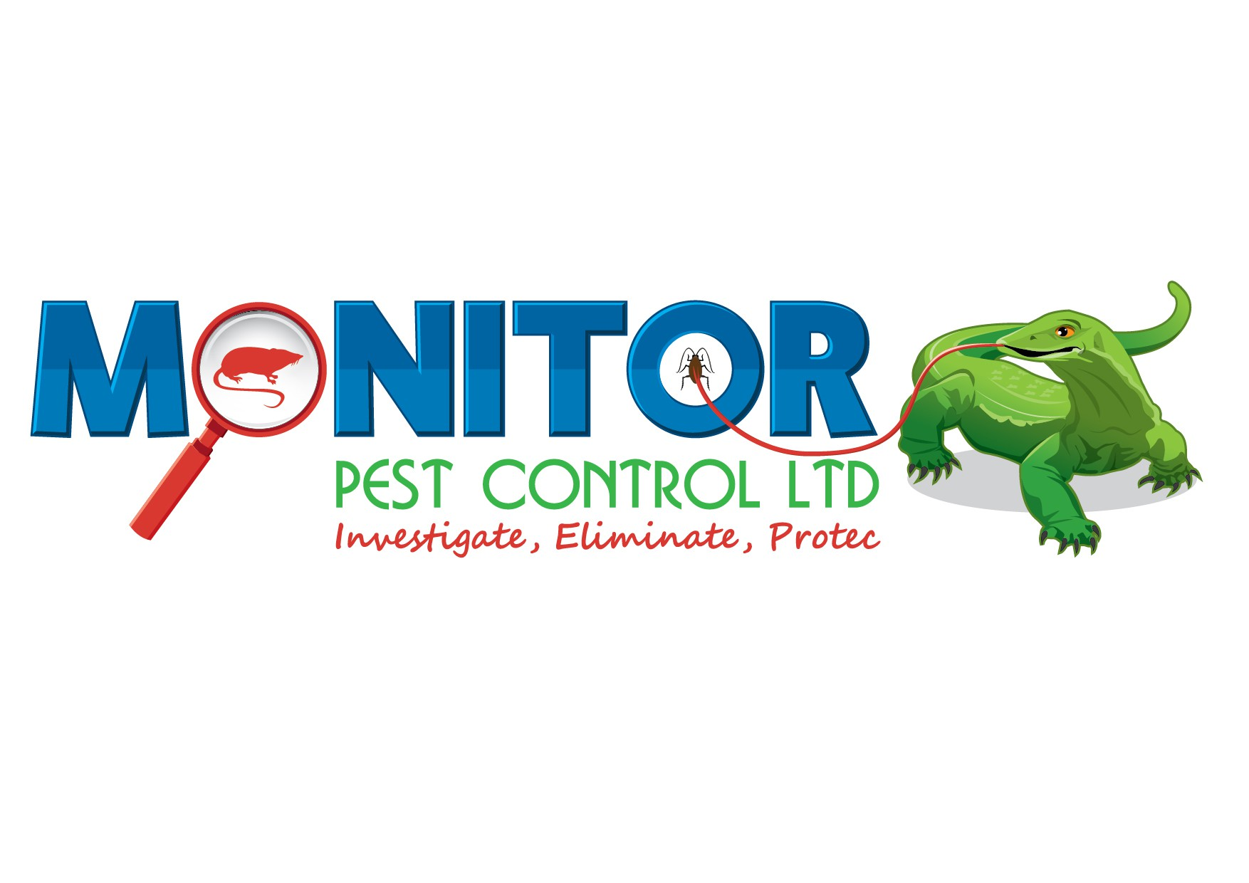 New logo wanted for Monitor Pest Control Ltd