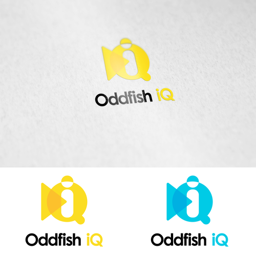 logo for oddfish IQ
