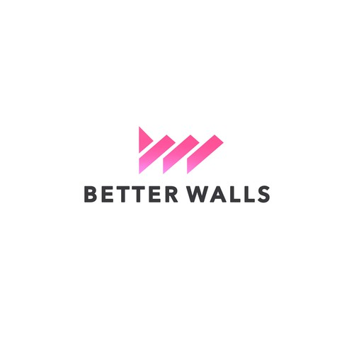 «Better Walls» logo