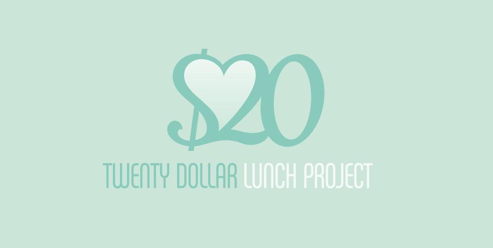 Twenty Dollar Lunch Project needs a new logo