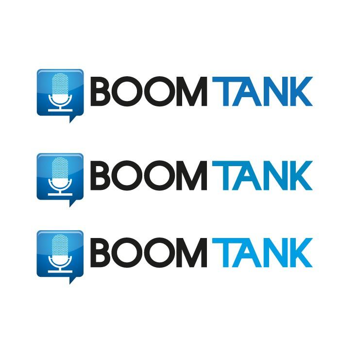 New logo for BOOMTANK