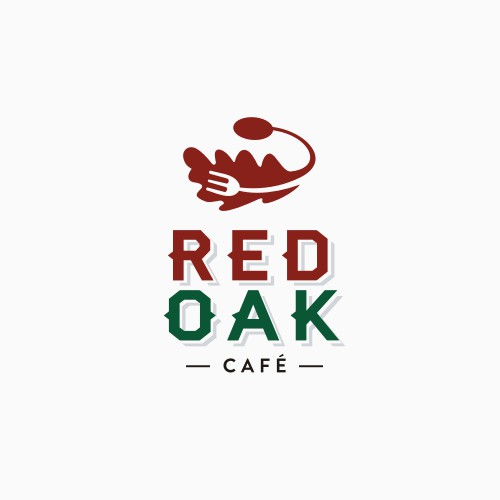 Help Red Oak Cafe with a new logo