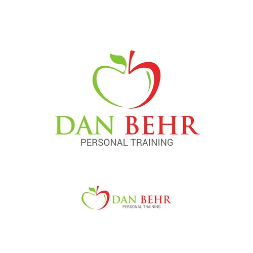 Clever logo concept for Dan Behr