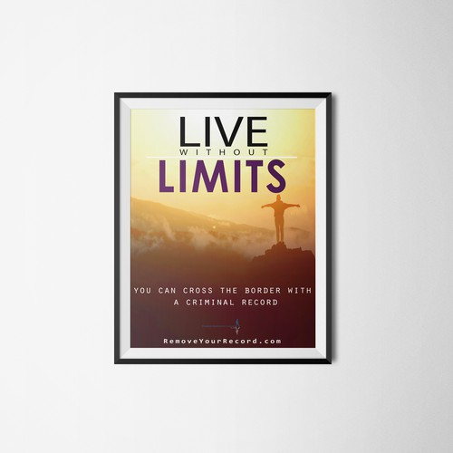 LIFE WITHOUT LIMITS POSTER