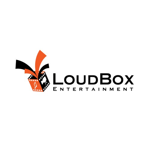 Logo for LoudBox Entertainment