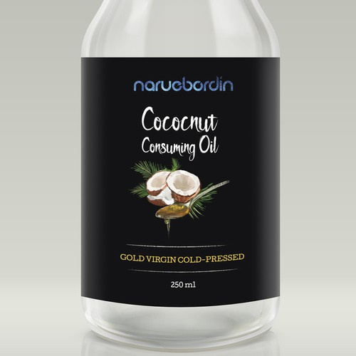 Naruebordin Coconut Consuming Oil