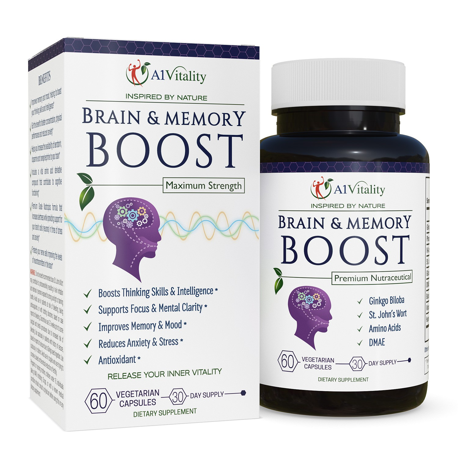 Update to Brain & Memory Boost