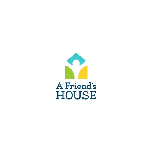 A Friend's House Logo