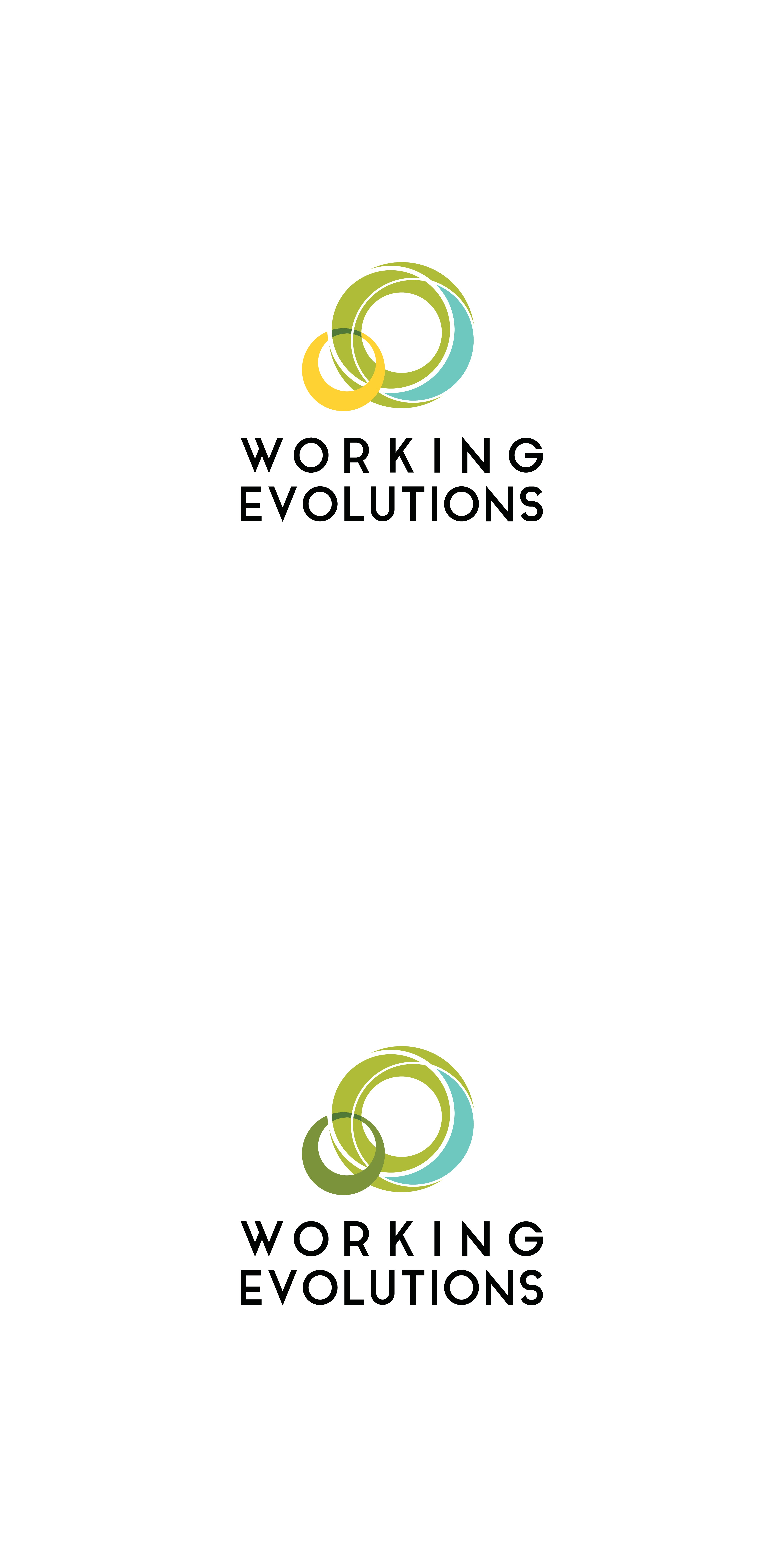 """Adaptable Logo for new work company """"Learning Evolutions"""""""