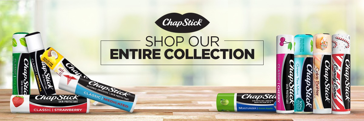 E-commerce business wants new banner promoting ChapStick
