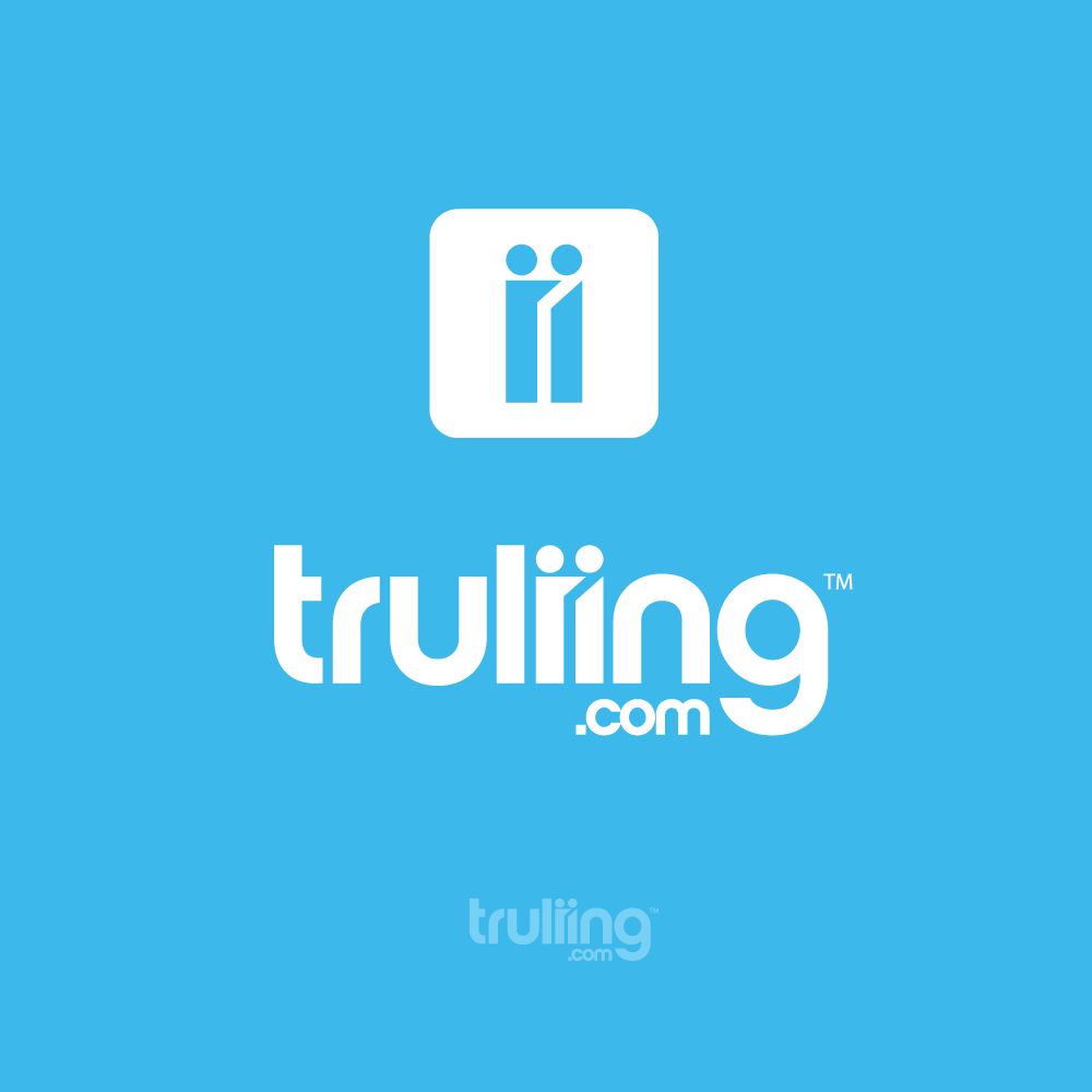 logo for truliing