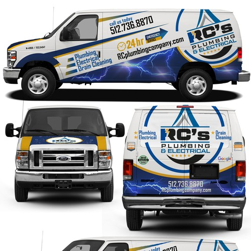 Ford Wrap