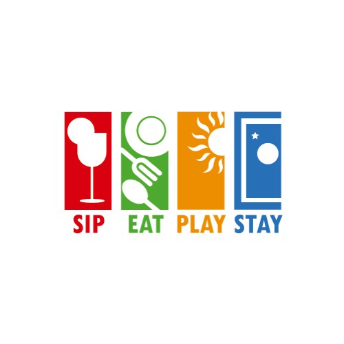 SIP EAT PLAY STAY
