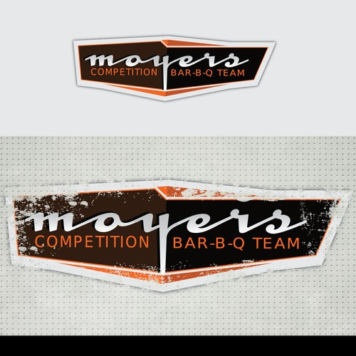 Moyers Competition Bar-B-Q Team needs a new logo