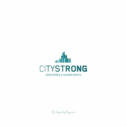 Minimal design for City Strong