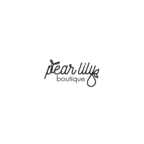 Logo for a clothing boutique