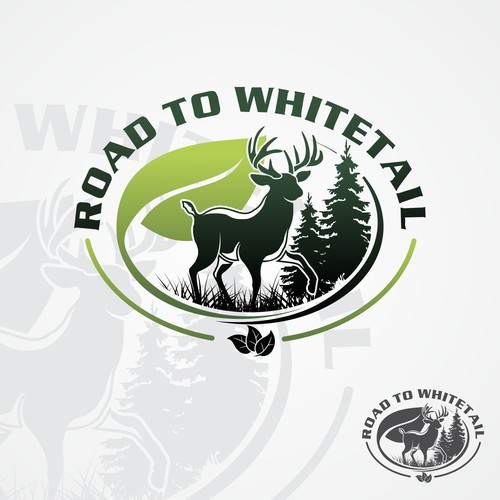 "Logo concept for ""ROAD TO WHITE TAIL"""