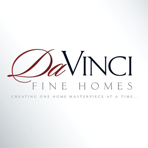Help DaVinci Fine Homes with a new logo