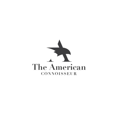 Logo design for American luxury and lifestyle brand