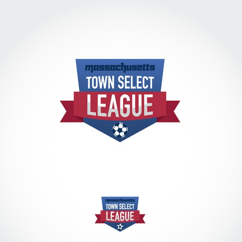 Soccer League Logo