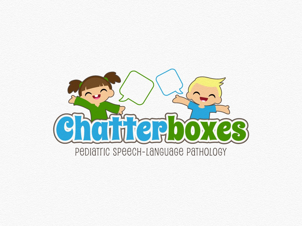 Help Chatterboxes with a new logo