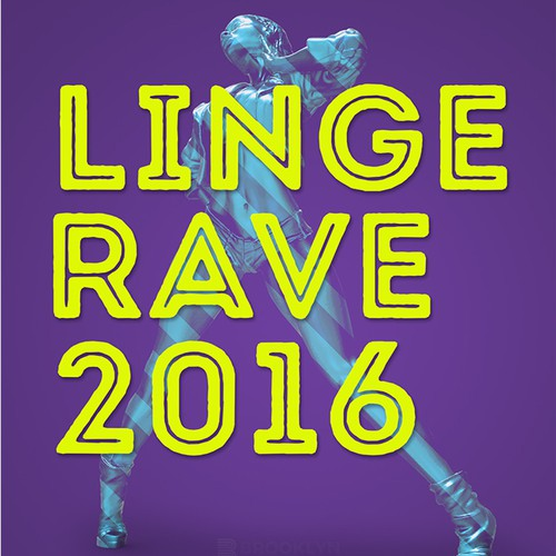 Rave Party Poster and Facebook Cover