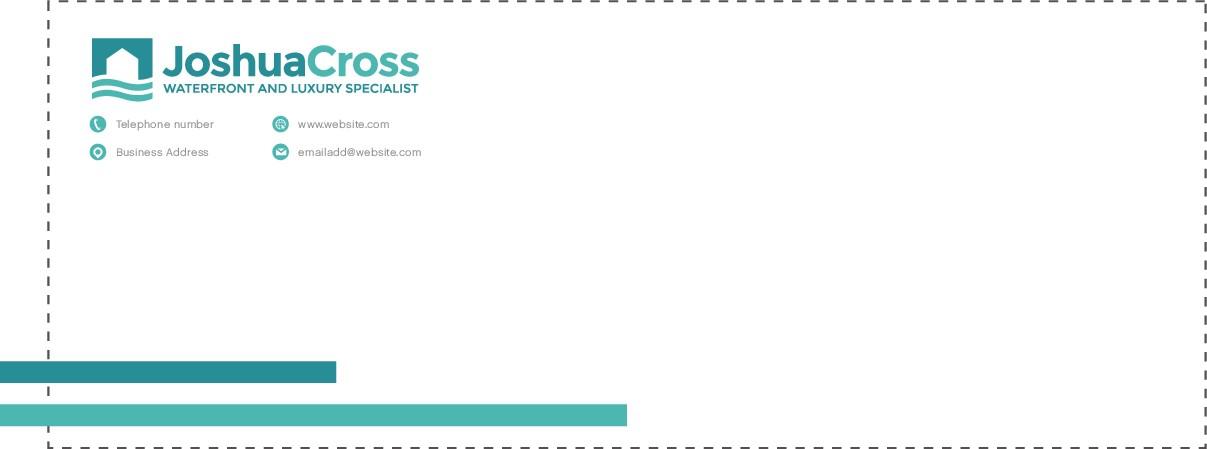 Stationary Designs for Joshua Cross